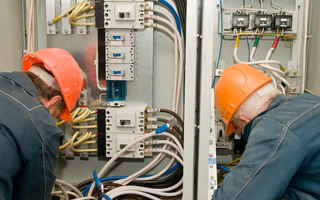 Commercial Electrician in Somers CT
