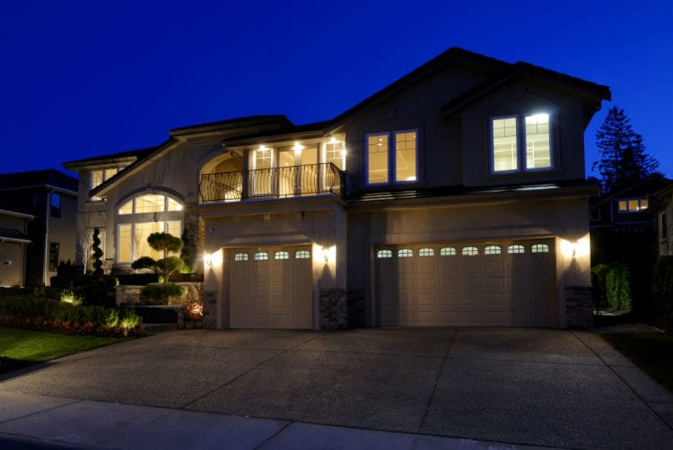 outdoor lighting electrician somers ct