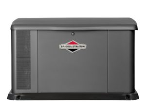 Briggs and Stratton Generator Installation