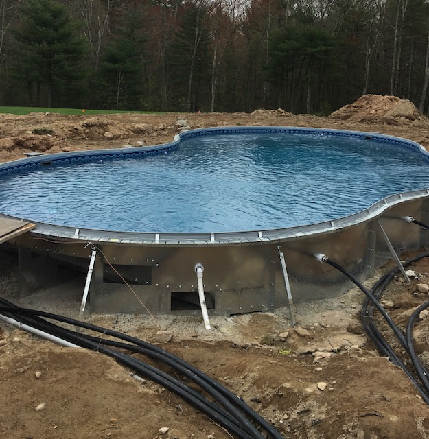 Above Ground Pool Electric Somers CT